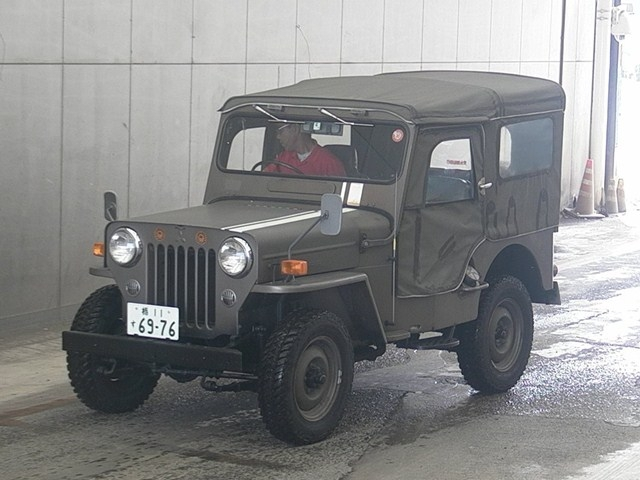 Import and buy MITSUBISHI JEEP 2036 from Japan to Nairobi, Kenya