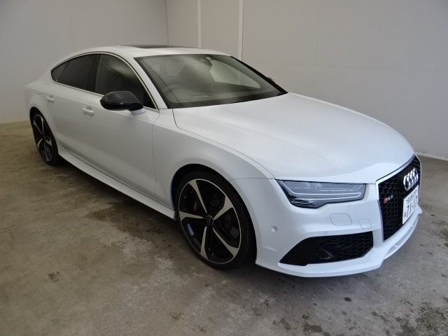Buyimport Audi Rs7 Sportback 2015 To Kenya From Japan Auction
