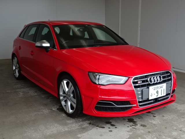 Import and buy AUDI S3 2015 from Japan to Nairobi, Kenya