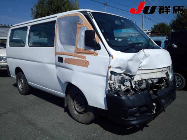 Buy Import Nissan Caravan Van 2012 To Kenya From Japan Auction
