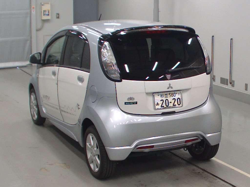 Import and buy MITSUBISHI I-MIEV 2014 from Japan to Nairobi, Kenya