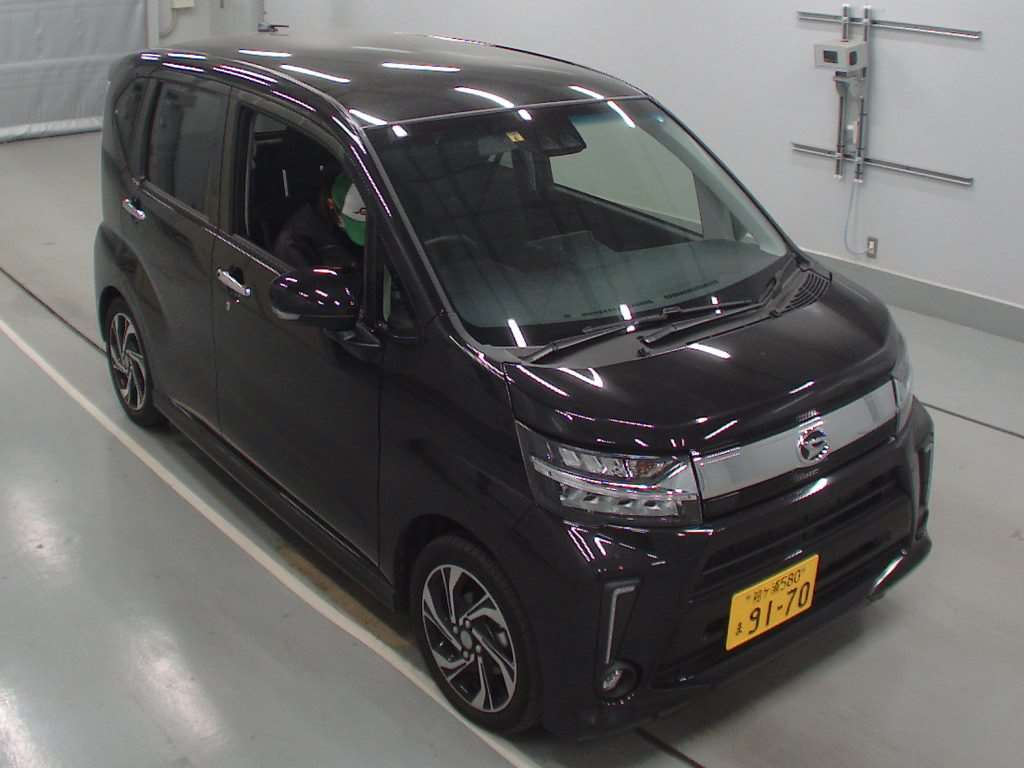 Import and buy DAIHATSU MOVE 2018 from Japan to Nairobi, Kenya