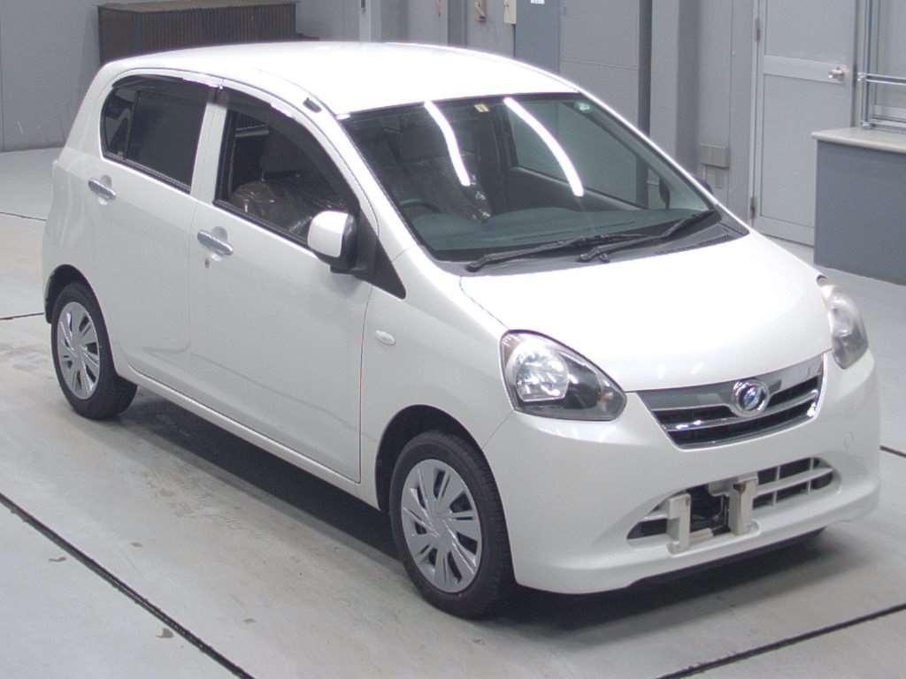 Import and buy DAIHATSU MIRA E S 2013 from Japan to Nairobi, Kenya
