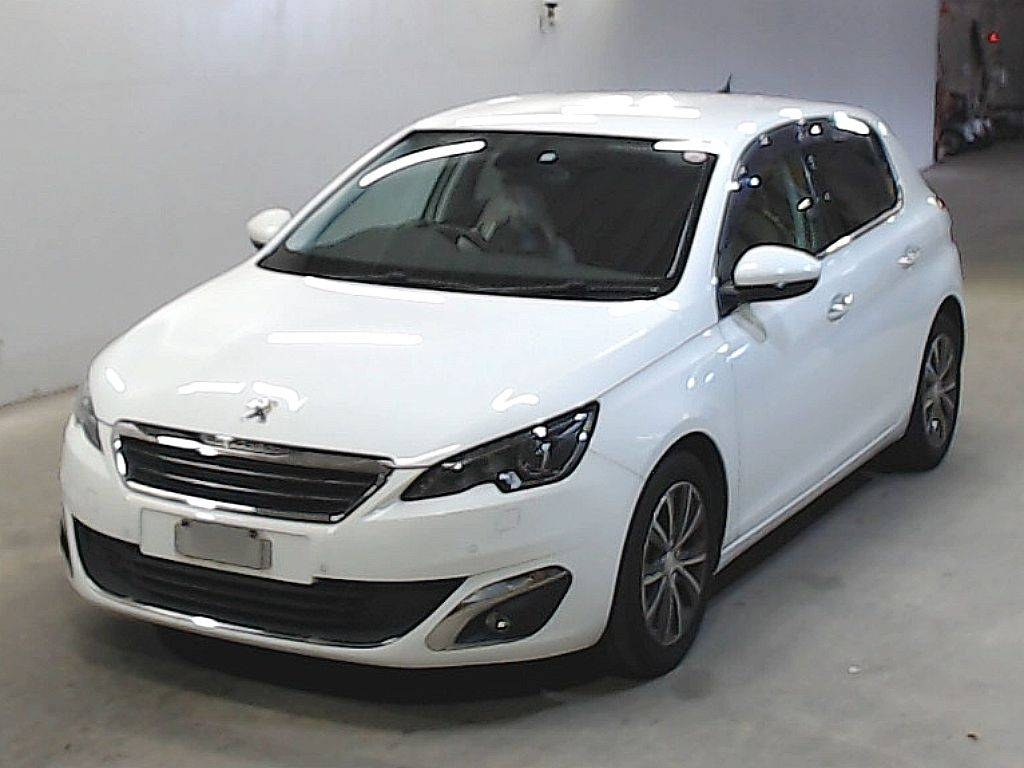 Import and buy PEUGEOT 308 2014 from Japan to Nairobi, Kenya