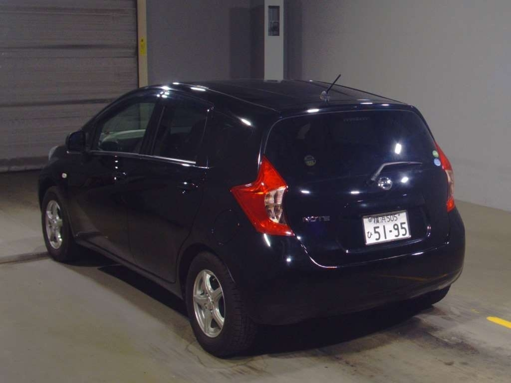 Import and buy NISSAN NOTE 2014 from Japan to Nairobi, Kenya