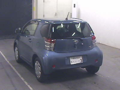 Import and buy TOYOTA IQ 2015 from Japan to Nairobi, Kenya