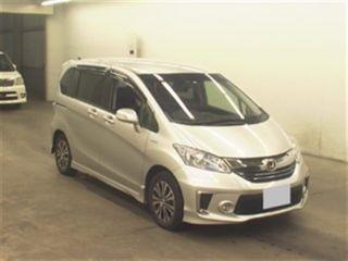 Import and buy HONDA FREED HYBRID 2014 from Japan to Nairobi, Kenya