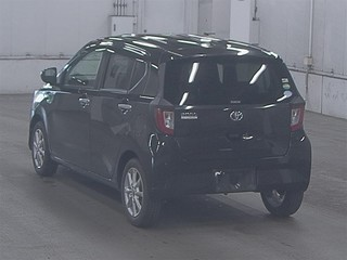 Import and buy TOYOTA PIXIS EPOCH 2017 from Japan to Nairobi, Kenya