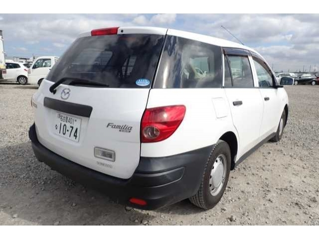 Import and buy MAZDA FAMILIA VAN 2015 from Japan to Nairobi, Kenya