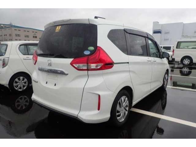 Import and buy HONDA FREED 2018 from Japan to Nairobi, Kenya