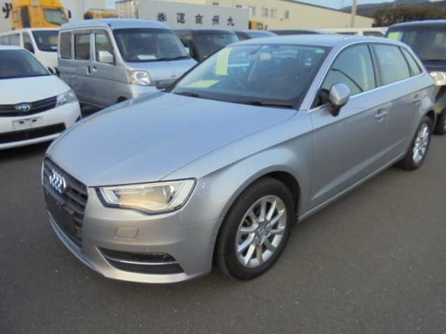 Import and buy AUDI A3 2016 from Japan to Nairobi, Kenya